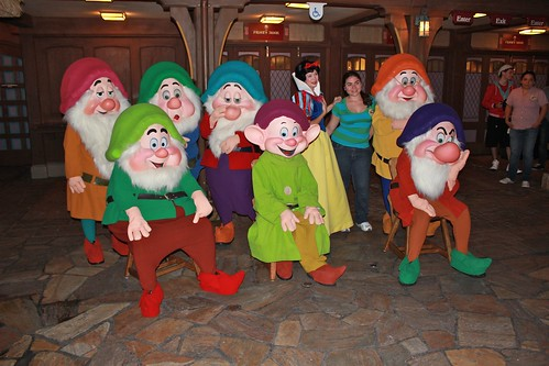 Snow White and the Seven Dwarfs - One More Disney Day