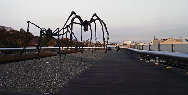 Louise Bourgeios's Maman, Leeum Samsung Museum of Art