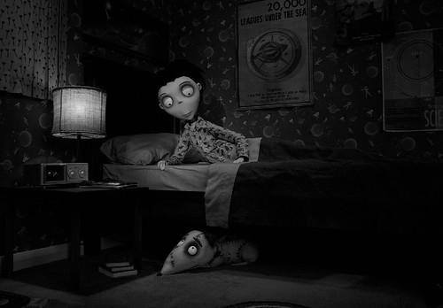 Frankenweenie, la película de Tim Burton