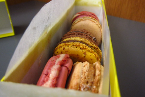 Pierre Herme Macarons