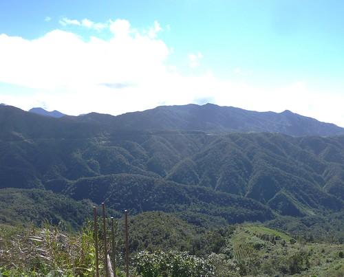 Luzon-Route Banaue-Bontoc (11)