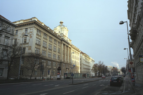 Military Geographical Institute, Vienna