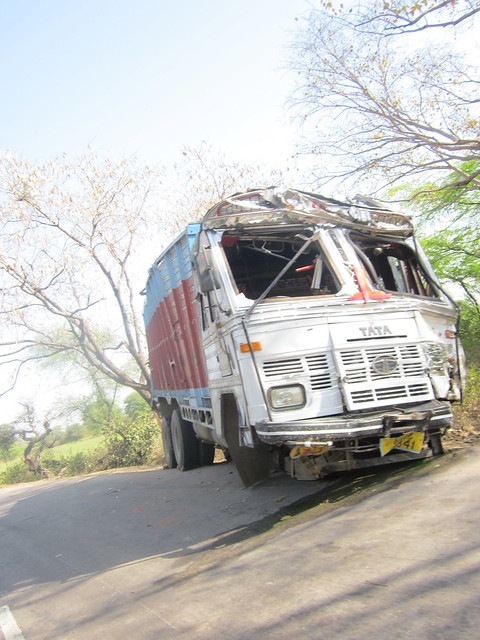 yet-another-road-accident in India