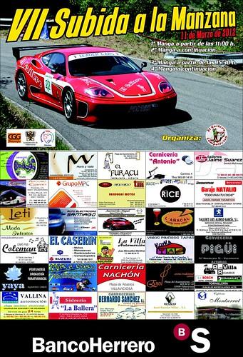 Subida a la Manzana 2012