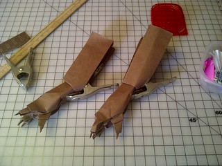 Claws for large multi-piece Hawk