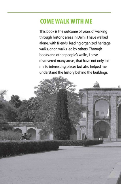 City Book – Delhi: 14 Historic Walks, Swapna Liddle