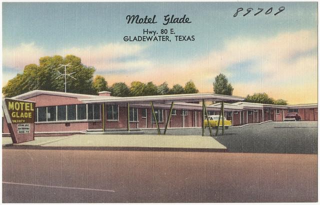 Header of Gladewater