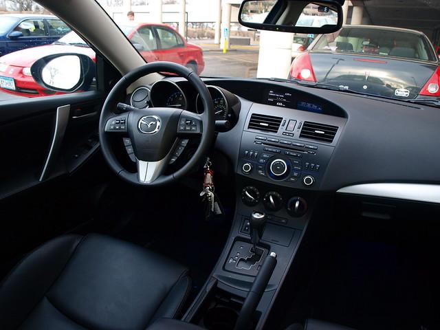 2012 Mazda3 7