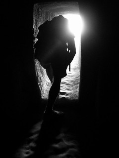 Exploring the dark to find the light...