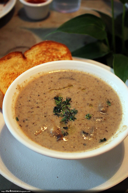 Food for Thought - Mushroom Soup