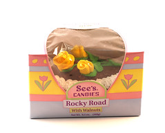 See's Rocky Road Egg Box