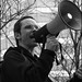 Pro Democracy Demonstration - March 2012 - Grant 1 by Wanderfull1