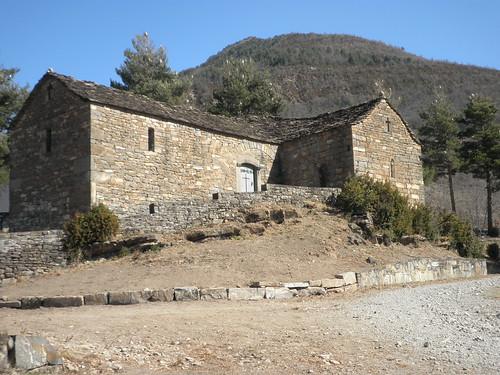 Ermita de San Blas en Broto