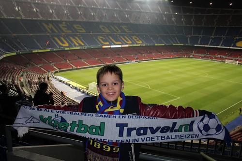 Tijmen Nagel, FC Barcelona