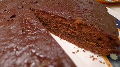 Thumbnail image for Chocolate cake with homemade tangerine jam from Ližnjan