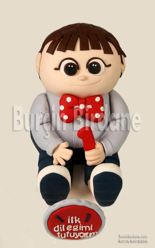 Erkek Bebek Pasta
