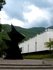 Grenoble's art museum