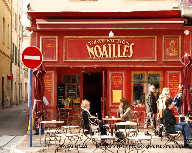 foto caffè bar Nizza Francia