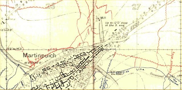 Martinpuich Sept 1916