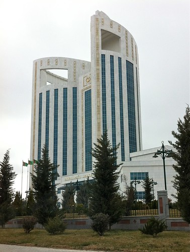 Oncologic Center, Ashgabat