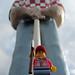 LEGO Collectible Minifigures Series 5 : Lumberjack by wiredforlego