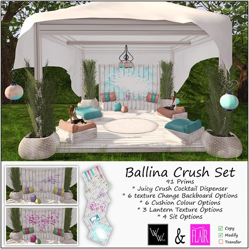 W Winx & Flair - Ballina Crush Set AD