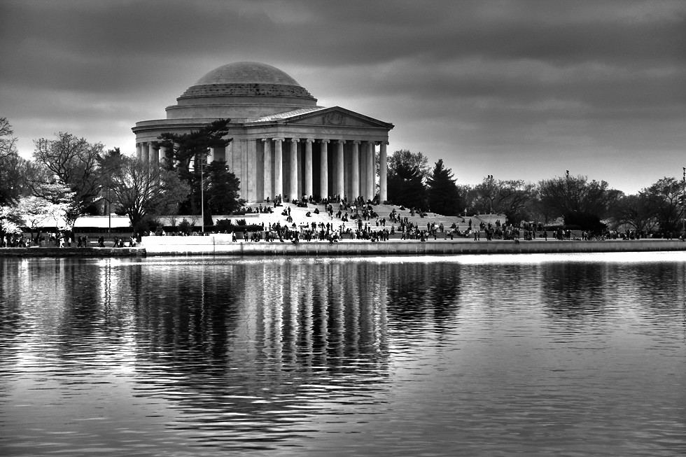 8 Gorgeous Photos Of Washington Dc In Black And White