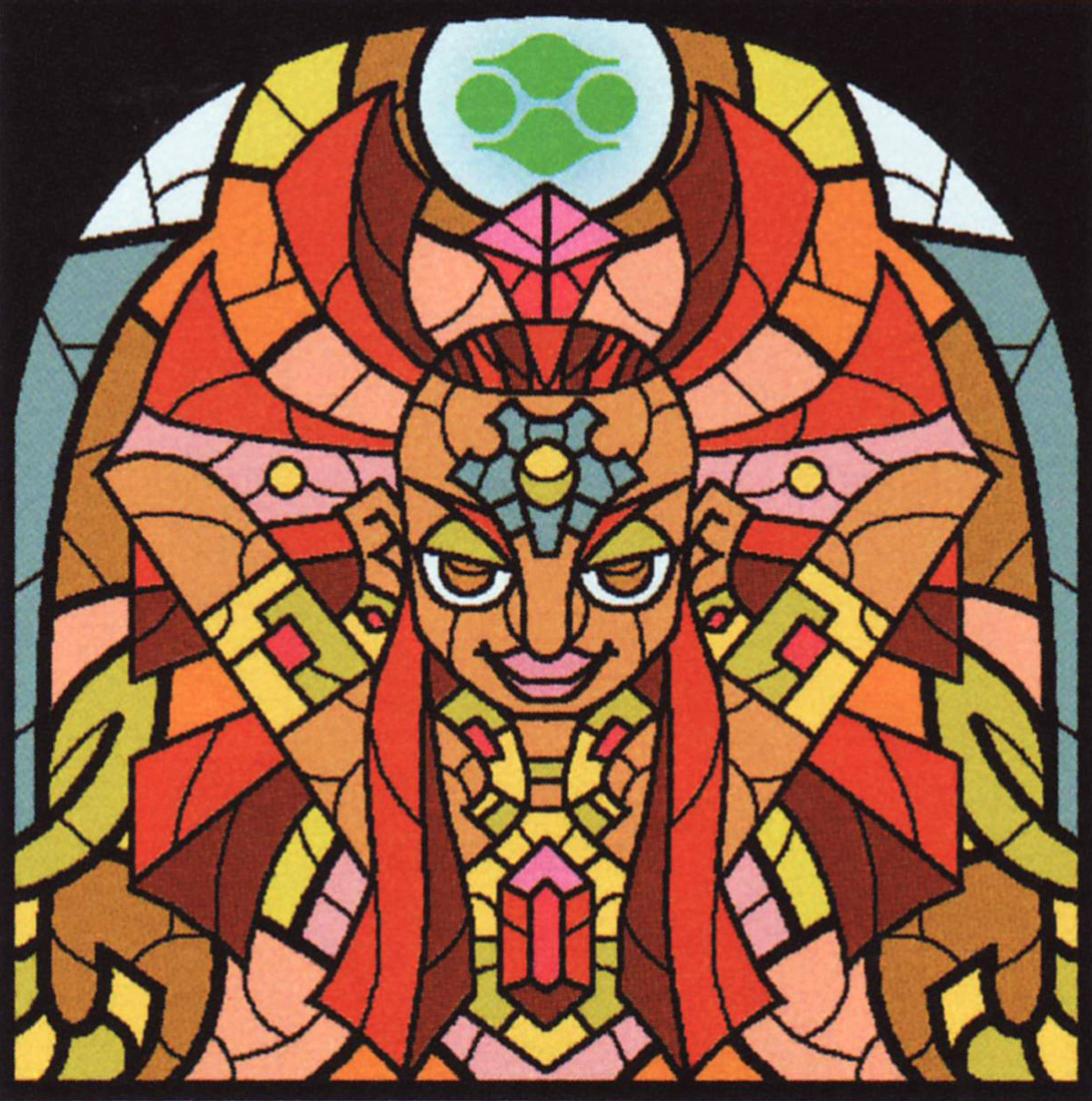 WW Stained Glass Nabooru