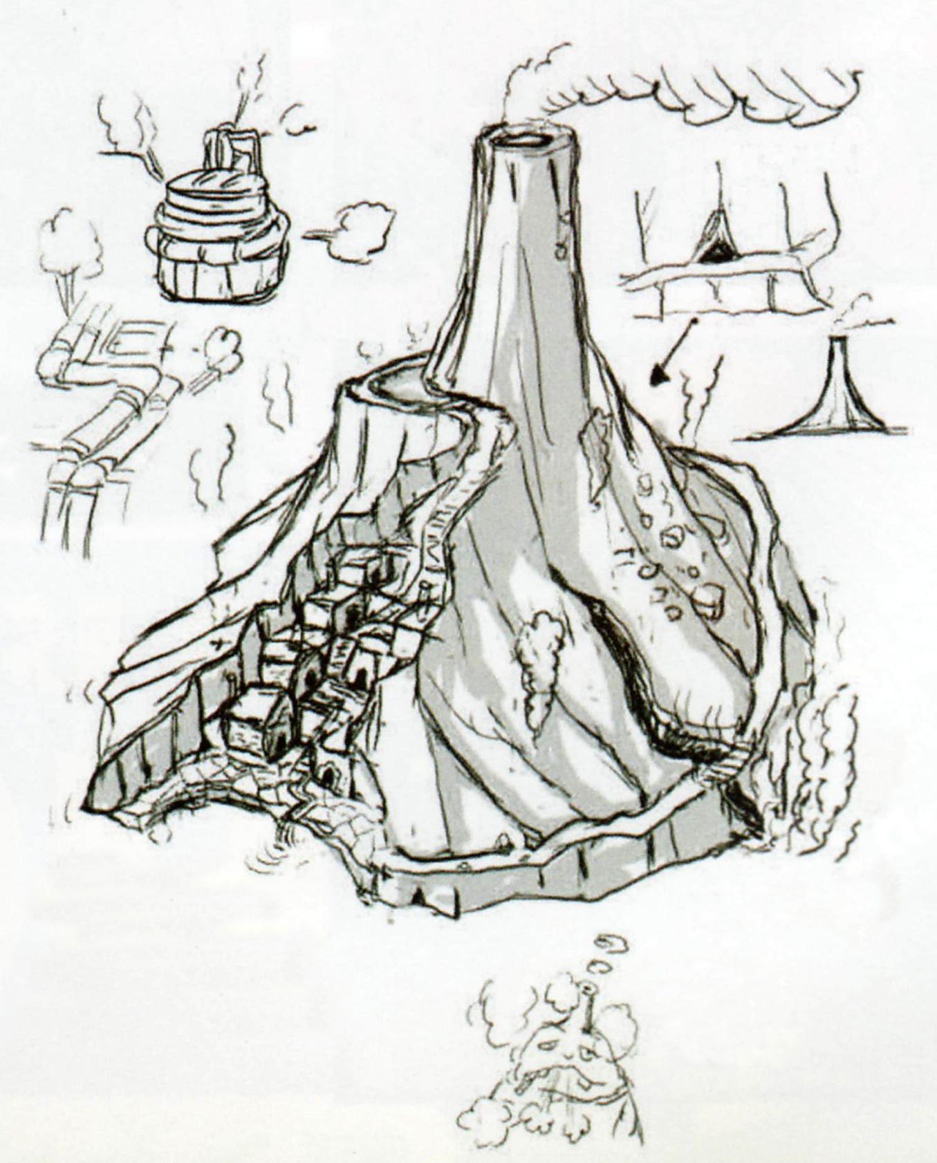 WW Chimney Island