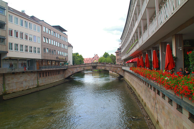 Nuremberg bridge