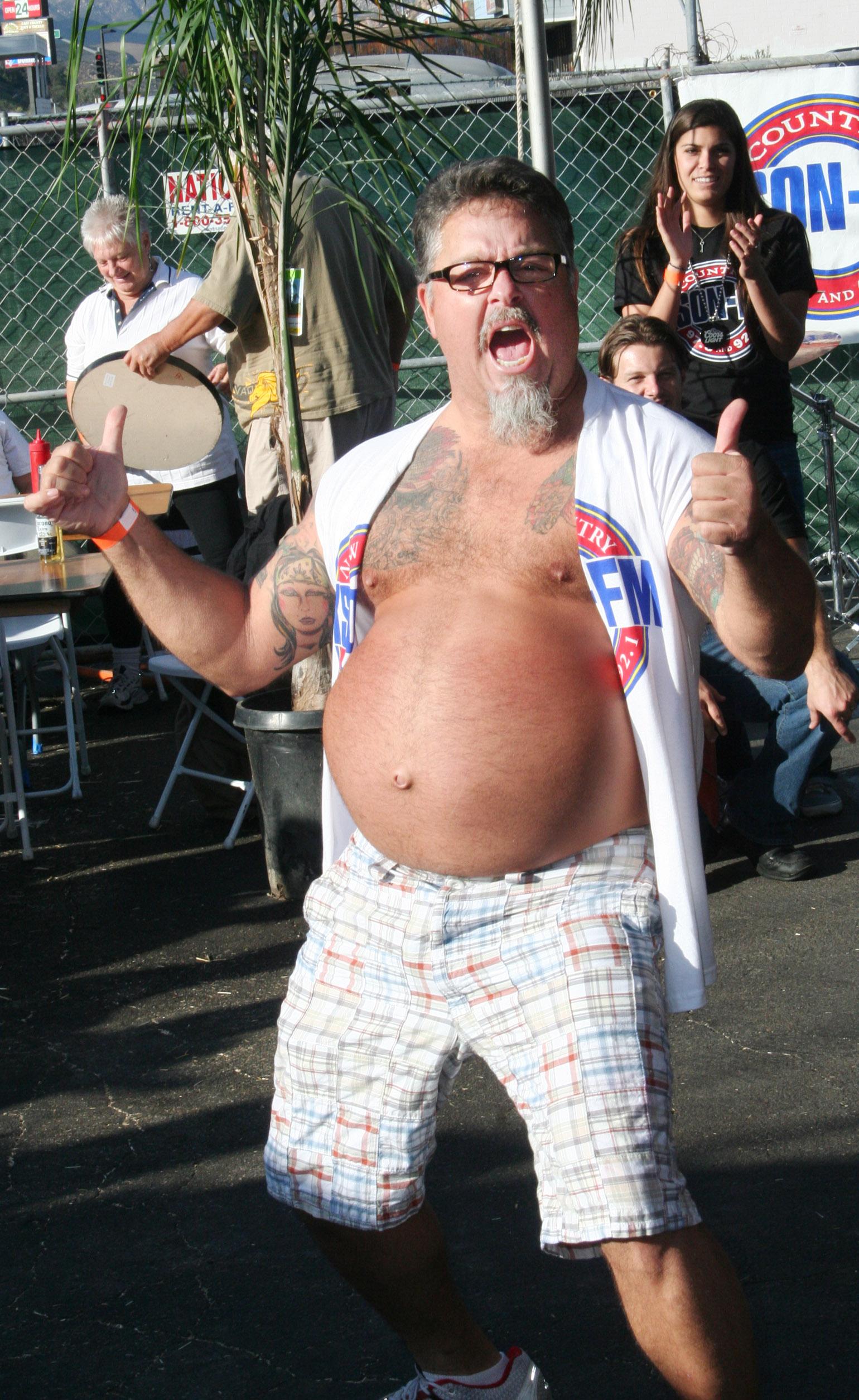 Chuck 'D' Nutz, The Winner | Flickr - Photo Sharing!