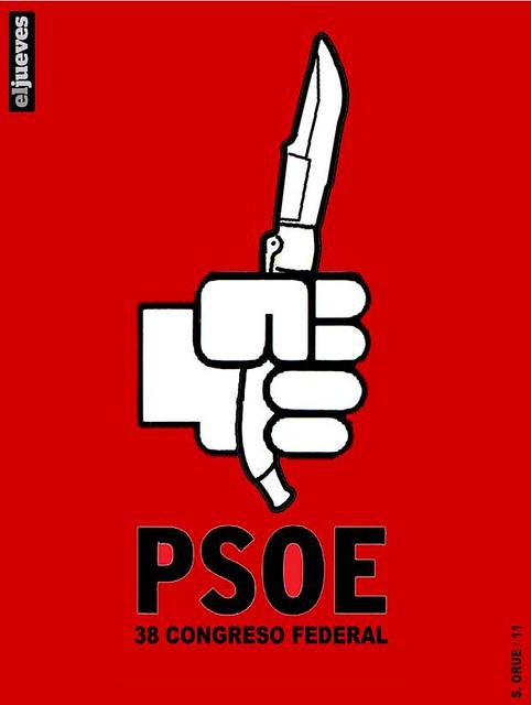 Logo PSOE Navaja