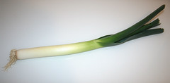 02 - Zutat Lauch / Ingredient leek