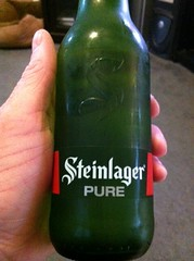 Steinlager Pure by BeerHyped.com