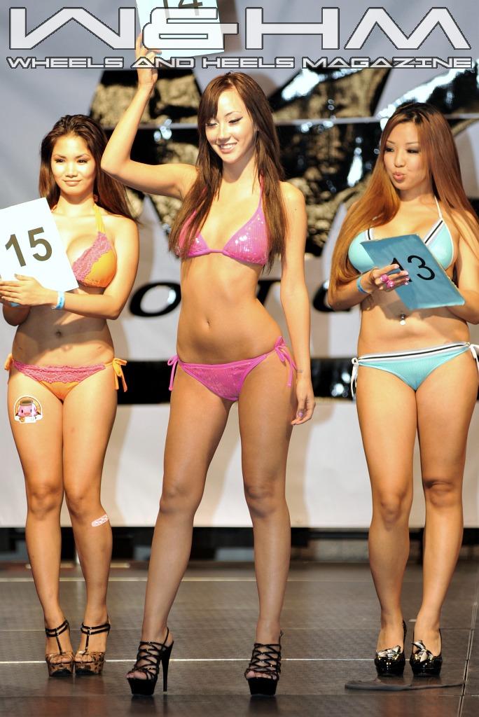 2011 bikini contest