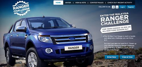 Ford Ranger Challenge