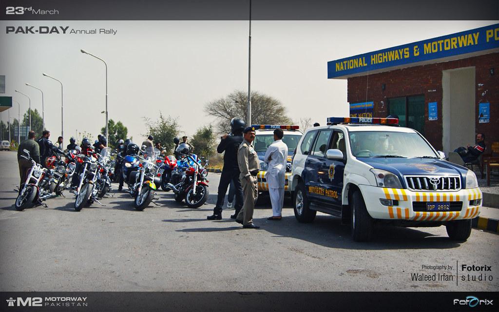 Fotorix Waleed - 23rd March 2012 BikerBoyz Gathering on M2 Motorway with Protocol - 6871276394 d3a1c84774 b