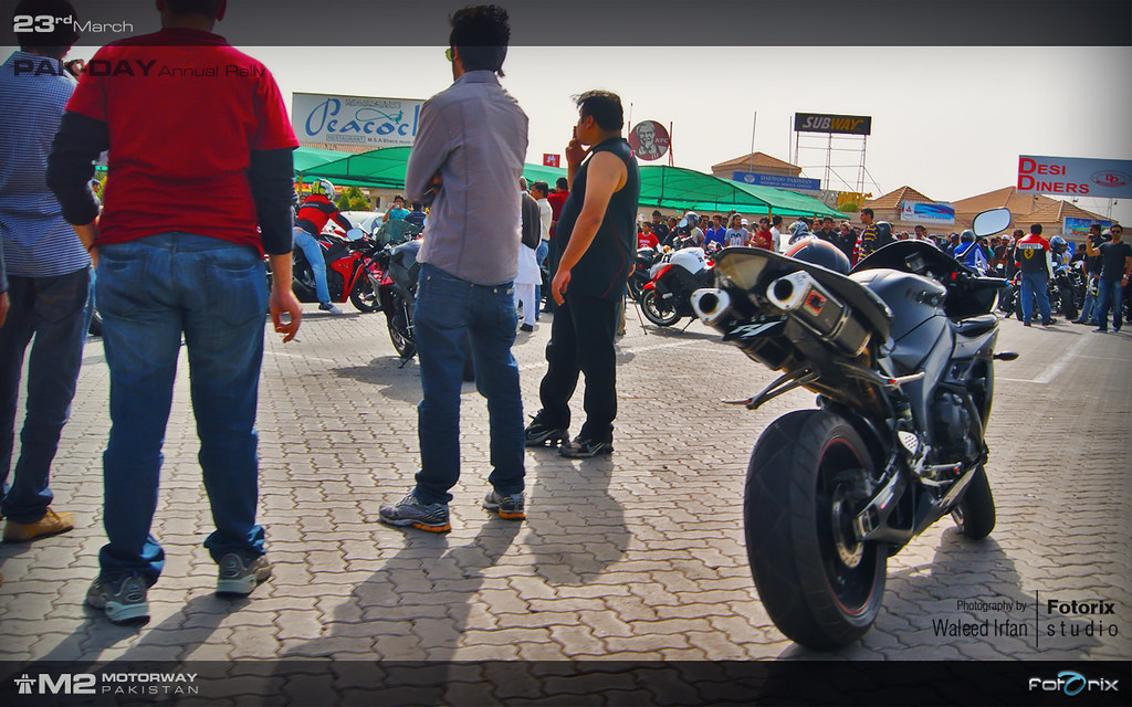 Fotorix Waleed - 23rd March 2012 BikerBoyz Gathering on M2 Motorway with Protocol - 6871370134 8b185ebe81 b