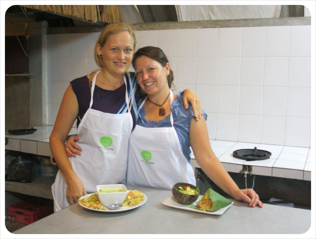 jess & dani time for lime cooking class
