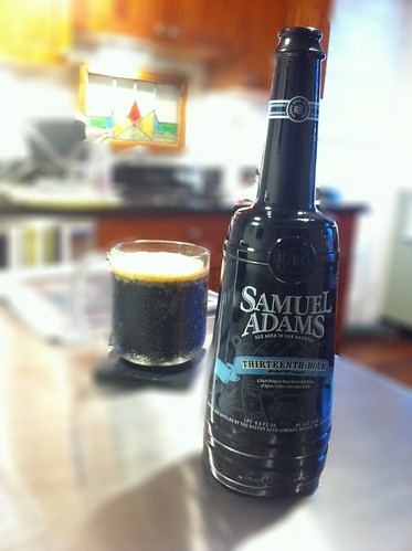 Samuel Adams Thirteenth Hour by stevegarfield