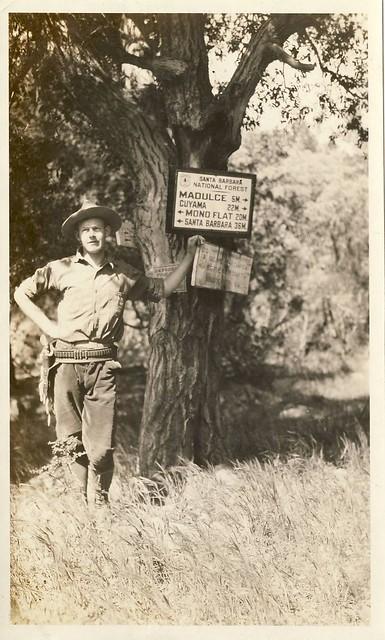 Alamar Canyon, ~1931