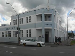 Times-Age building, Masterton