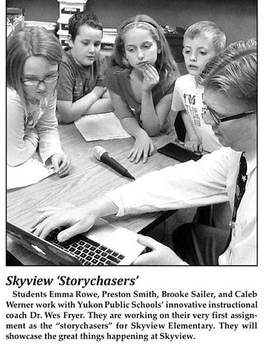 Skyview Storychasers