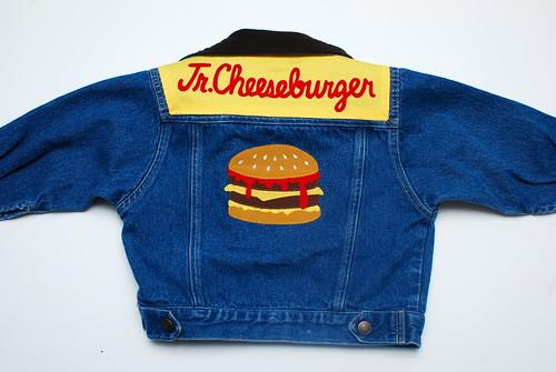 Jr. Cheeseburger jacket