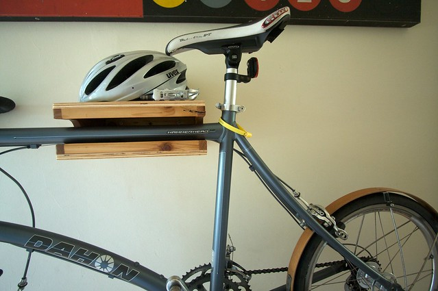 Elevate Bike Rack