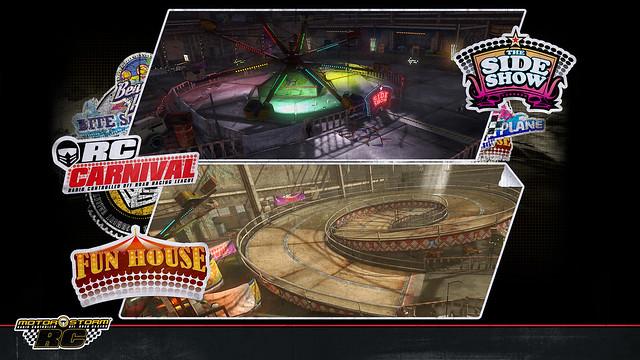 MotorStorm RC: Carnival DLC
