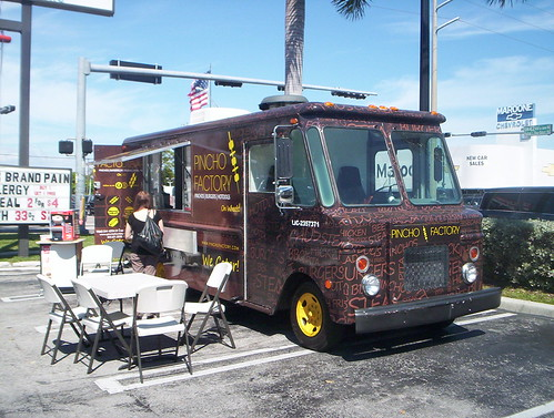 pincho factory food truck