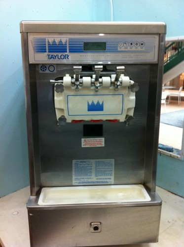 Taylor soft serve ice cream machine. by Eddie from Chicago