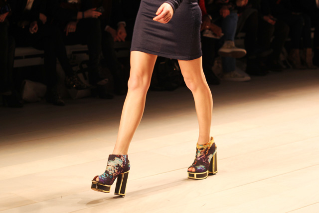 felder felder AW12 london fashion week kat maconie