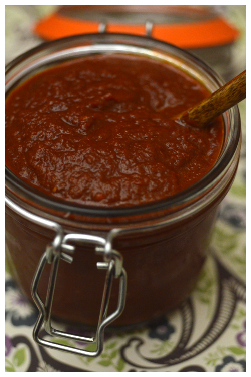Guajillo Chili Sauce© by Haalo